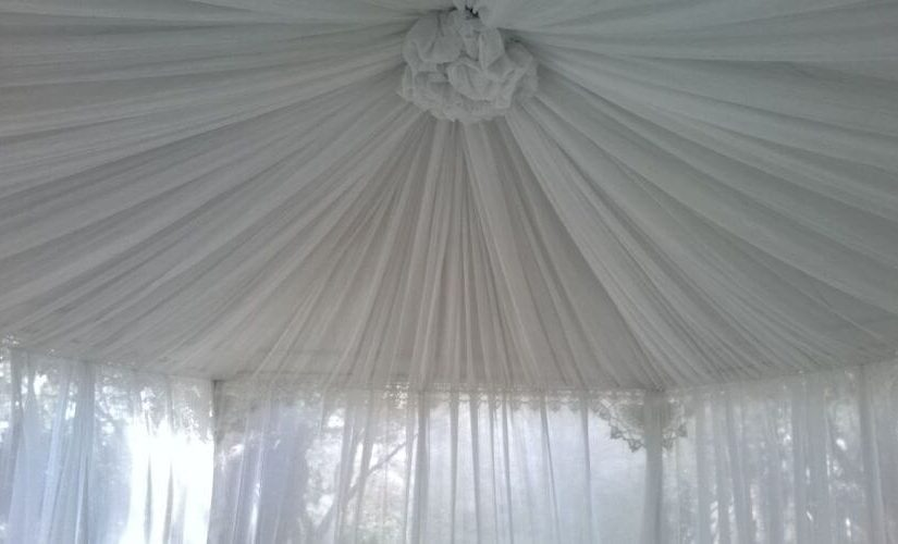 Magnificent Draping