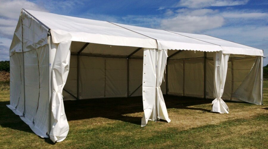 Marquee 6 x 9m