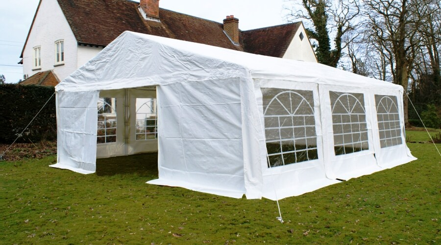 Marquee - 6 x 9m